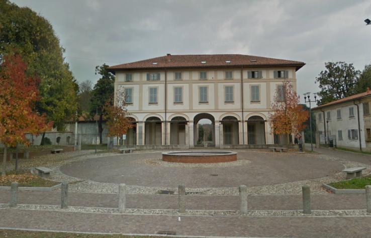 villa Scaccabarozzi usmate