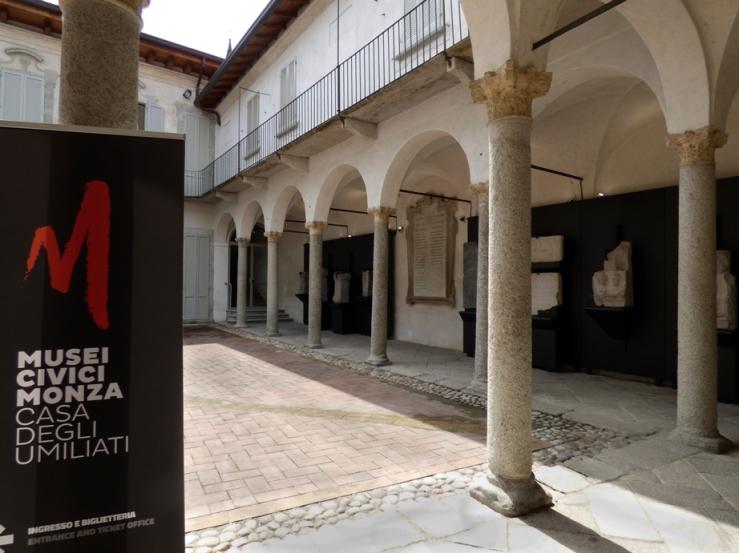 Casa Umiliati Musei Civici Monza
