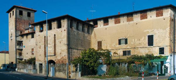 castello da corte bellusco -