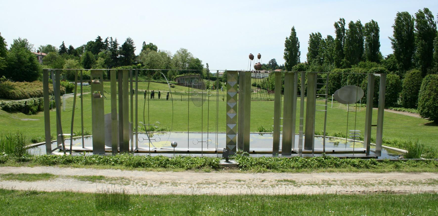 rossini art site parco sculture Briosco