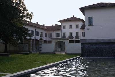 palazzo arese jacini cesano maderno