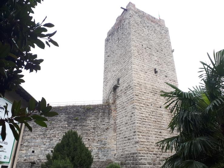 castello visconteo trezzo