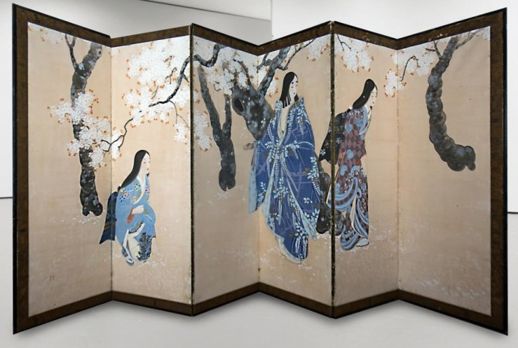 geisha e samurai monza villa reale