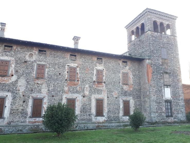castello cavernago