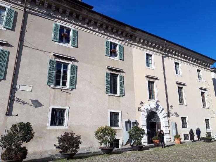 palazzo martinengo Brescia