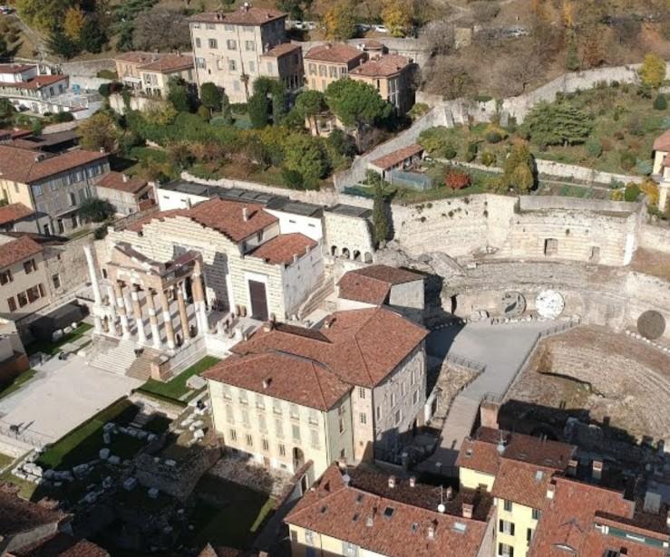 parco archeologico brixia romana