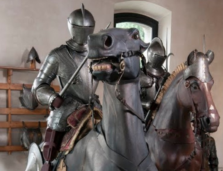 armatura Brescia museo armi