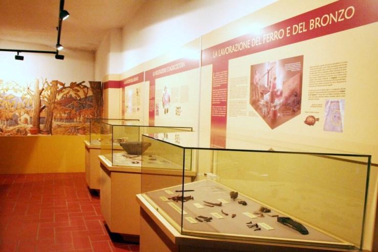museo alrcheologico del monte barro