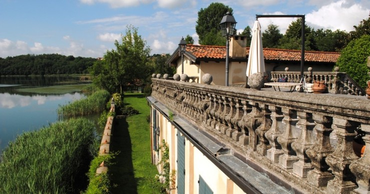 villa sansoni - sant'ubaldo alla fornace annone di brianza---