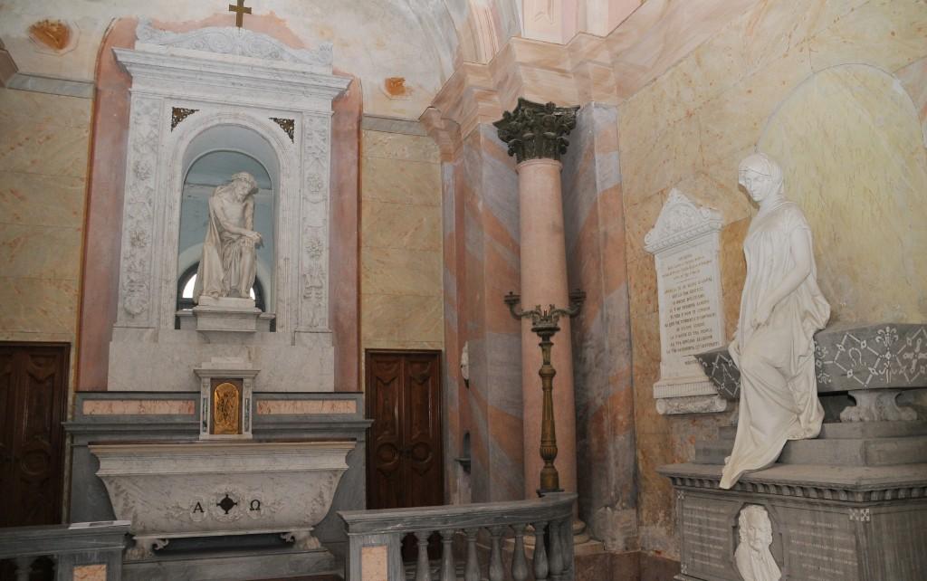 cappella giulini della porta - ecce homo e preghiera