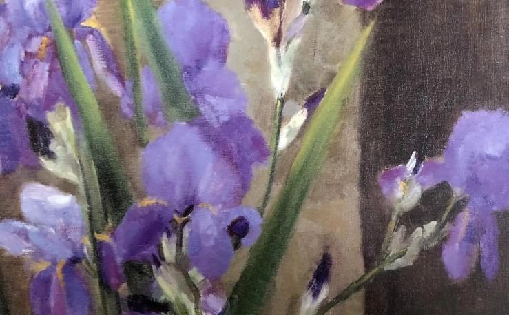 carla maria maggi fiori viola