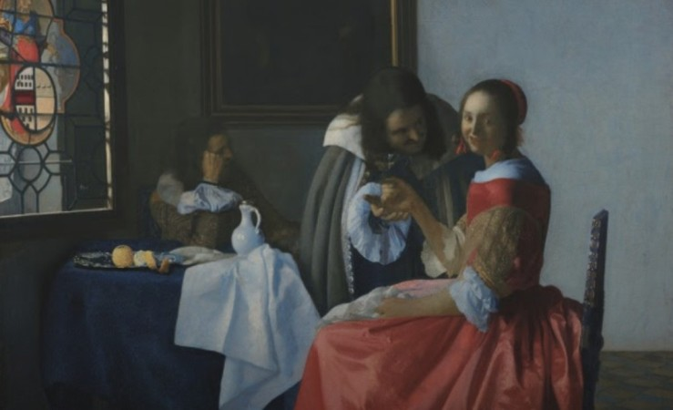 jan vermeer __
