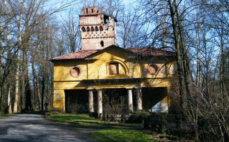 mulino del cantone - parco monza