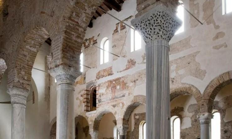 museo santa giulia brescia - chiesa longobarda