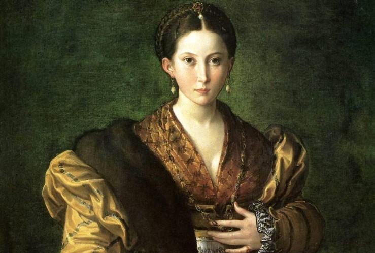 antea - parmigianino