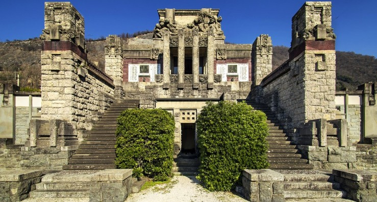 mausoleo sarnico sommaruga