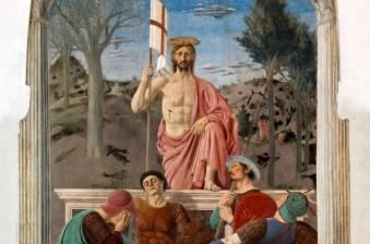 resurrezione piero della francesca sansepolcro