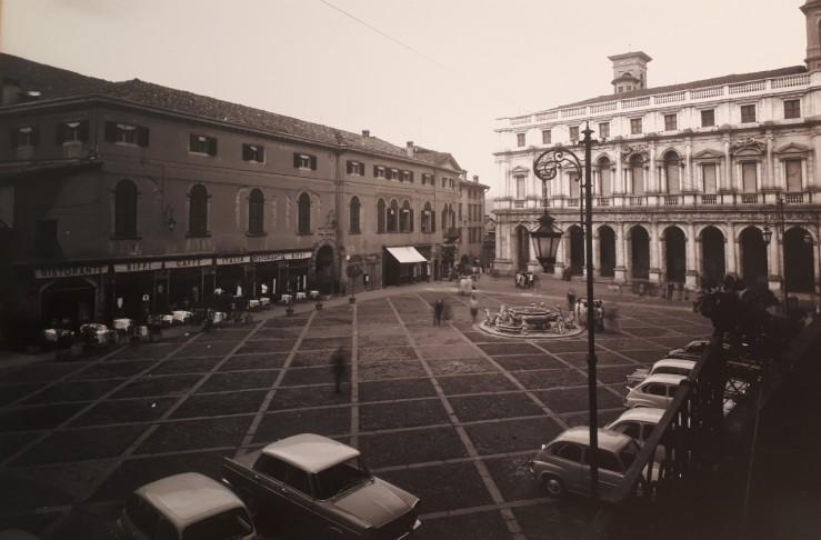 raccolta domenico Lucchetti - Piazza Vecchia Anni '50 – Ante 1968 Fondo Ditta Cittadini