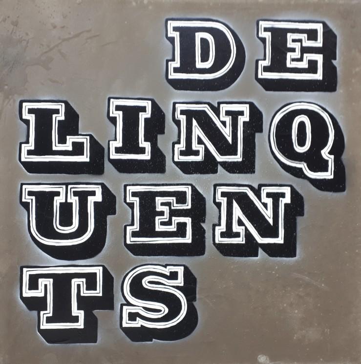 ben eine, delinquent, 2008 -