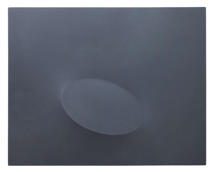 simeti un ovale grigio 1970