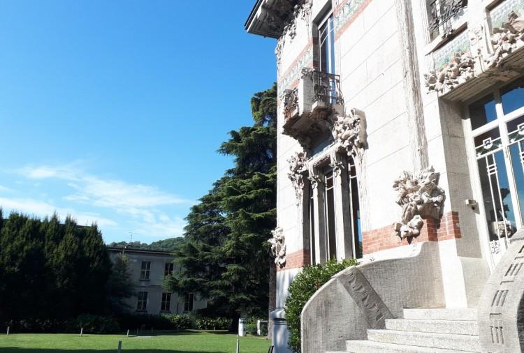 villa bernasconi Cernobbio - - __